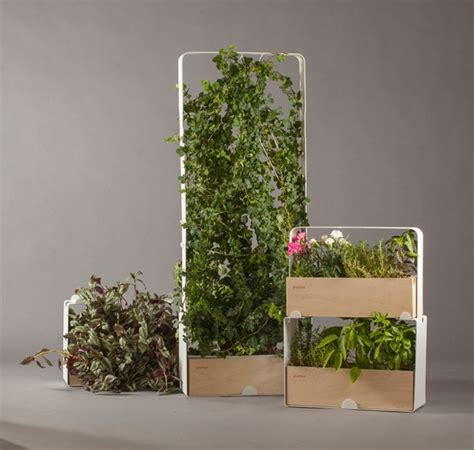 Modular Vertical Garden Modern Systems To Help Your Herb Garden Thrive In Small Spaces