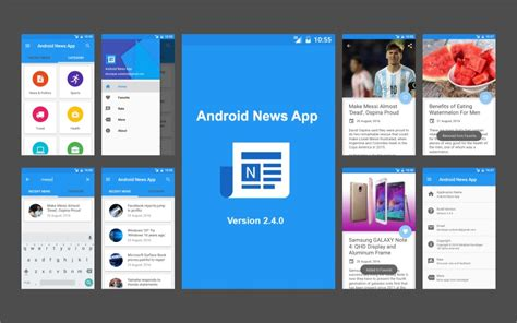 free website templates for android 19 best mobile app templates with admob integration