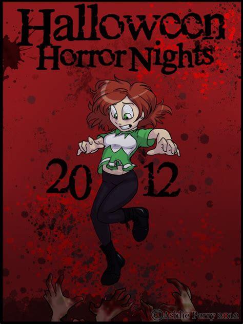 themes of halloween horror nights halloween horror nights walking dead theme by bluekazenate