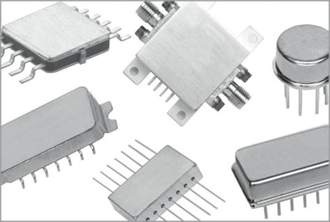 mic microwave integrated circuit daico products