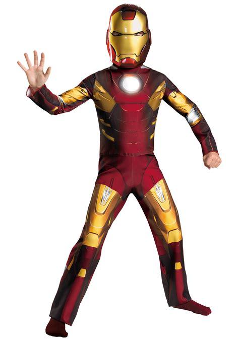 St Jumpsuit Hafifah 3in1 child iron vii costume
