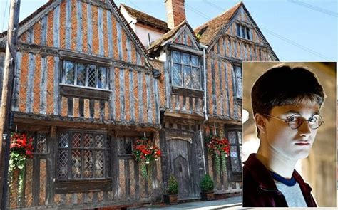 the cottage where harry potter was born goes on sale for