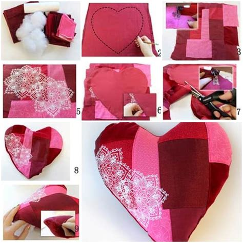 How To Make A Paper Pillow - diy shaped pillow 1