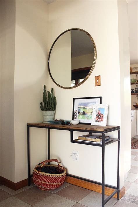 ikea table hack best 25 ikea entryway ideas on ikea mudroom