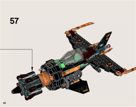 Lego Ninjago 70747 Boulder Blaster Set Cole Original Promo lego boulder blaster 70747 ninjago