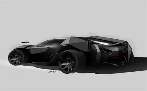 Lamborghini New Model 2014 Price New Lamborghini Ankonian 2016 Concept Rear Angle
