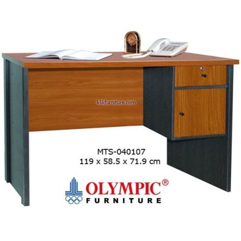 Meja Belajar Olympic Furniture Olympic Furniture
