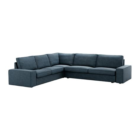 kivik divano kivik divano angolare 2 3 3 2 hillared scuro ikea