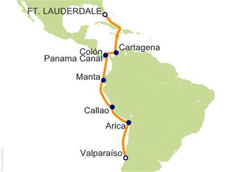 princess cruises south america 15 night panama canal and south america cruise on