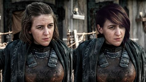 game of thrones actor looks young how game of thrones characters should actually look like