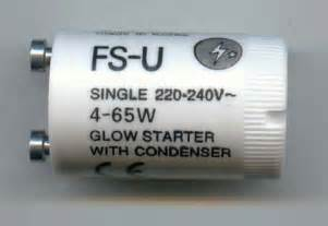where is the starter in a fluorescent light fixture easy fixes for to start flickering or faulty