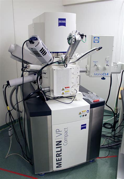 the scanning electron microscopy lab sem ig uit