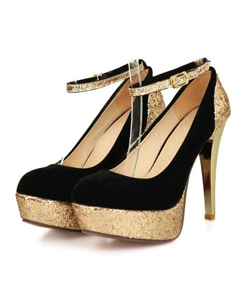 Sepatu Heel Black Kezia ankle high heel fashion shoes model sepatu sepatu