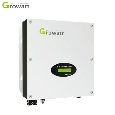 3 Mppt Inverter by Growatt 3600 Dual Mppt 3 6 Kw Solar Inverter Growatt