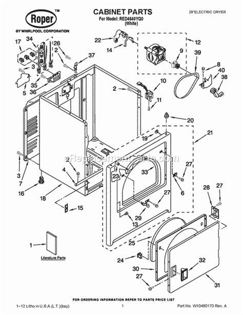 maytag m460 g dryer wiring diagram maytag washer wiring