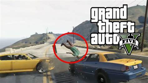 best car crash best car crash compilation 3 in grand theft auto 5 gta v