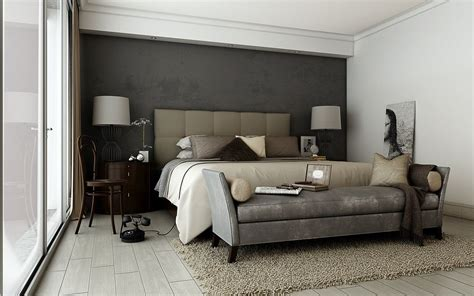 modern gray bedroom what color is taupe and how should you use it