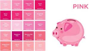 different colors of pink pantone colors board book pantone color colors and
