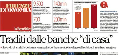 Banca Mps Posta Da Casa by Toscana Traditi Dalle Banche Di Casa Fisac Portale