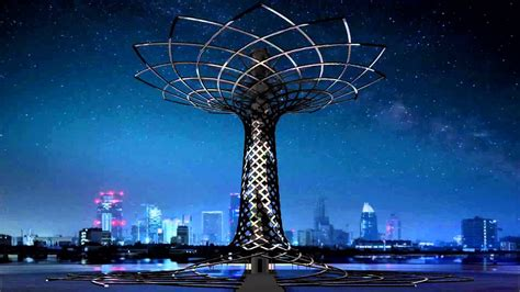 2 la della vita lo show come vedremo a expo 2015 l albero della vita