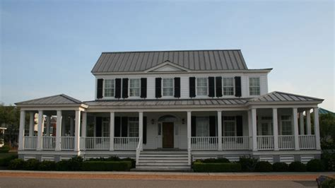 carolina house plans carolina island house traditional exterior atlanta by our town plans