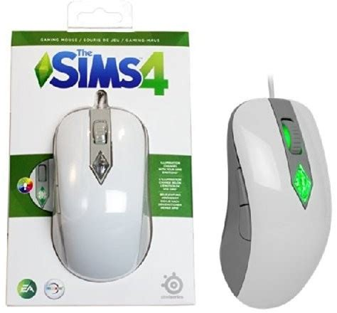 Mouse Sims 4 Steelseries steelseries the sims 4 gaming mouse foto s