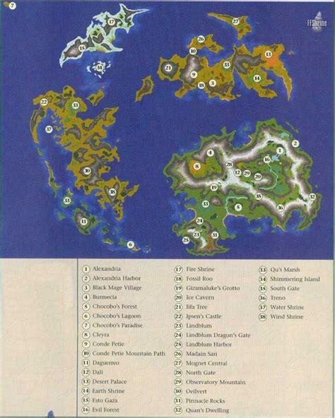 ff9 world map theme ff9 world map theme picture ideas references