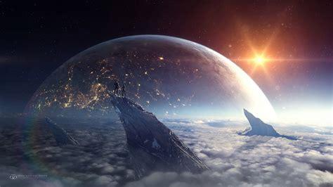 imagenes de 4k paisajes de otros planetas en hd 4k alegorias es