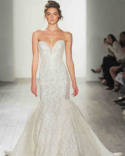 Lazaro Fall 2017 Wedding Dress Collection   Martha Stewart