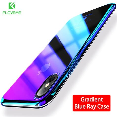floveme changing color for iphone x xs max xr cases mobile phone accessories for iphone 8 7