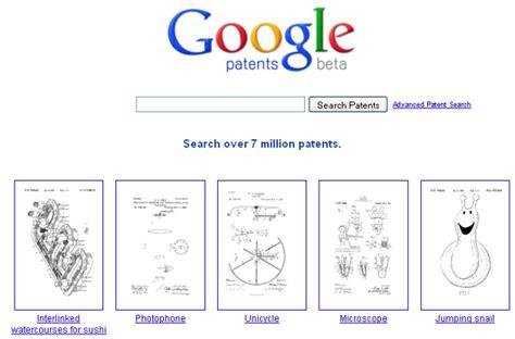 google design patent search uspto lets google host 10 tb of patent info