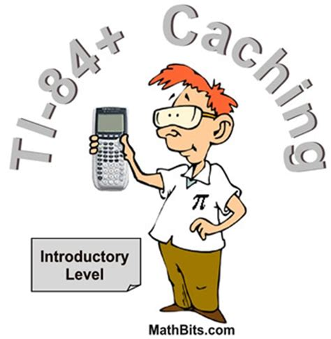 calculator game level 84 ti 84 caching game introductory level