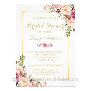 Convites Florais Pasteis Do Casamento Da Cor De Água