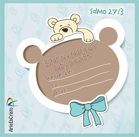 tarjetas de invitacion para imprimir baby shower gratis 10 bellas invitaciones de baby shower tarjetas para baby