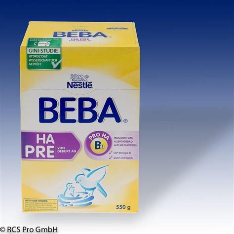 Hängematte Baby by Nestle Beba Ha Pre Purchase Safe