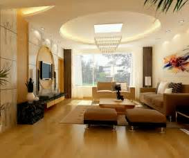 Home Interior Design Ideas Living Room New Home Designs Modern Interior Decoration