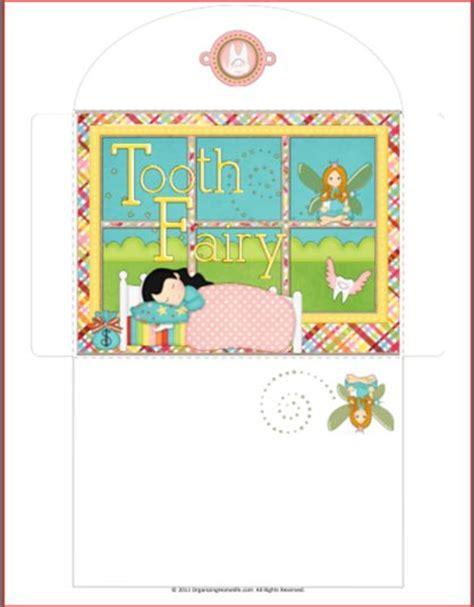 printable fairy envelope tooth fairy envelopes girls and boys kids pinterest