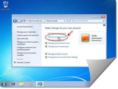emachine password reset vista administrator password recovery for windows 7