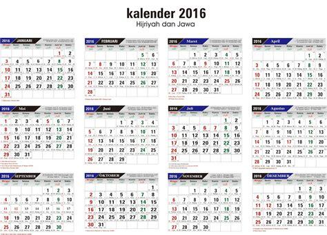 kalender indonesia  hari libur nasional