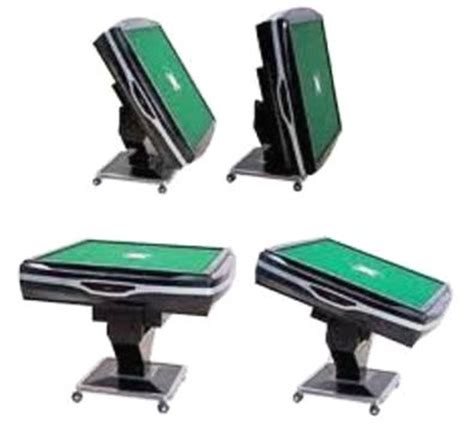 swee huat plastic co automatic mahjong table