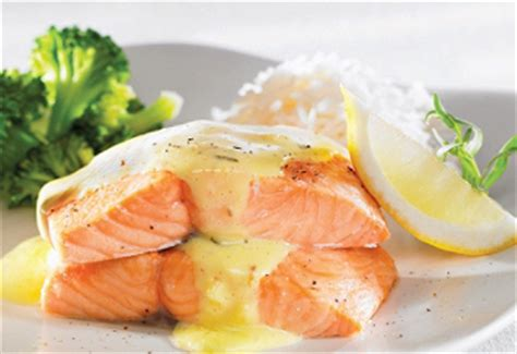 Poached Salmon Recipes by Recipe Salmon With B 233 Arnaise Sauce Saq Com