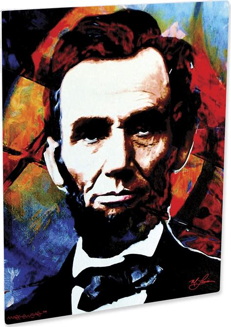 abraham lincoln lewis biography abe lincoln art print painting glorious wall decor mark