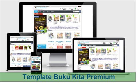 template toko online versi mobile template toko blogspot premium buku kita tukang toko online