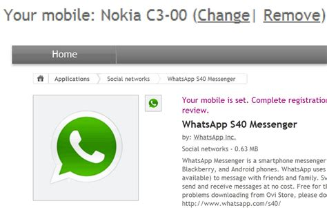 tutorial whatsapp s40 what s app cross platform messenger available for s40 at