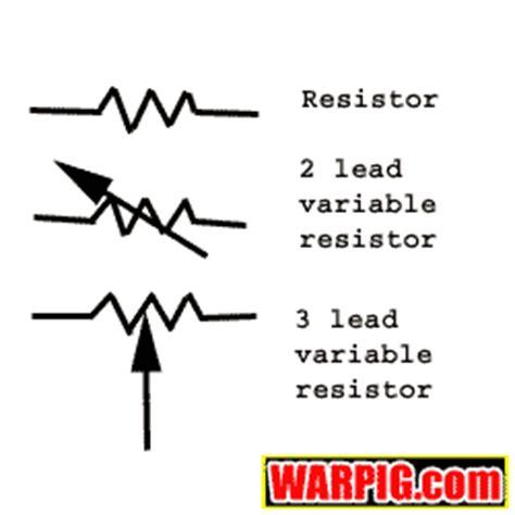 variable resistor diagram variable resistor wiring diagram 10k variable resistor pin configuration mifinder co
