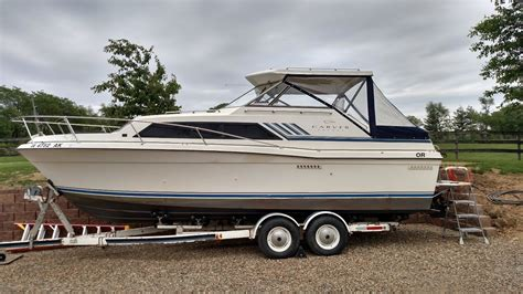 used carver boats carver boats monterey 1981 for sale for 1 boats from