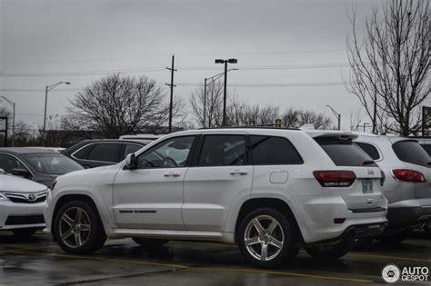 police jeep grand cherokee jeep grand cherokee srt 8 2017 22 january 2018 autogespot