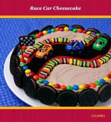 race car cake ideas car cakes