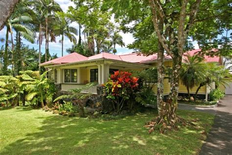 Plantation Style House Plans by Historic Hawaii Homes For Sale 52 Halaulani Place Hilo