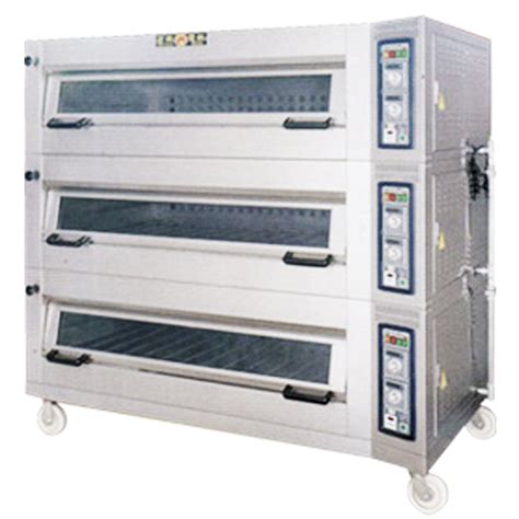 Oven Gas Bakery scc bakery gas heated baking oven